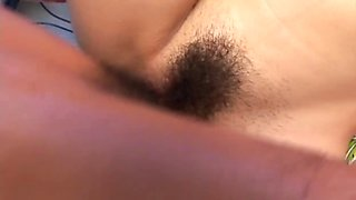 Sexy japanese babe fucked from