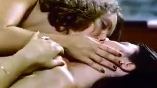 1979 classic porn oiled lesbians pussy licking in sauna