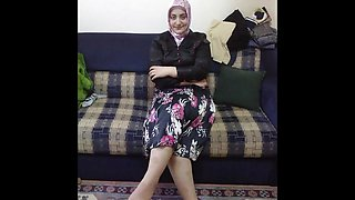 Turkish, Arabic and Asian hijab-mix photo
