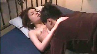 Best Japanese model Sora Aoi, Hikari Kisugi, Milk Ichigo in Fabulous Couple, Small Tits JAV scene