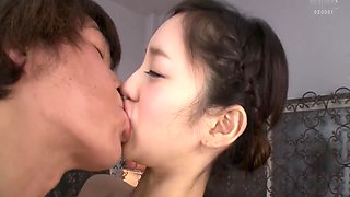 The Rich Kissing And Passionate Intercourse. Erika Momotani Part.5