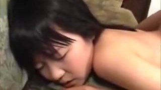The bad Japanese stepdaughter