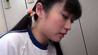 JAVHUB Japanese schoolgirl Tomomi Motozawa fucked