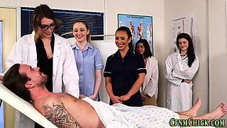 Cfnm nurse and doctor