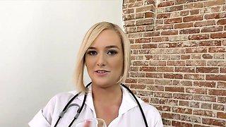 Hungry Nurse - Kate England