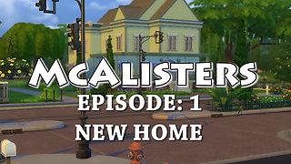 McAlisters - EPISODI 1 - New Home