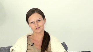 HER LIMIT - Rough anal sex for British sex kitten Tina Kay