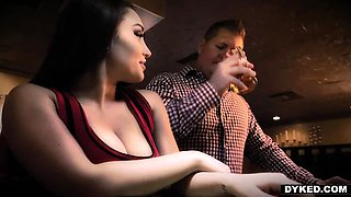 Dyked - Hot Milf Fucks Teen after Bar , India Summer, Gabriella Paltrova on PornHD