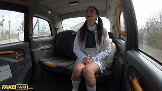 Fake Taxi Teen Jenny Doll Loves Big Dicks