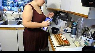 Breakfast Hidden Cam