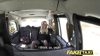 Fake Taxi Horny MILF wants a hot ride