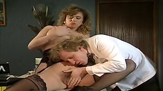 Fabulous classic adult video from the Golden Time