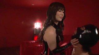 Exotic Japanese girl Nanako Mori in Incredible Lingerie, Fetish JAV video