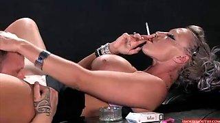 Brooke jameson smoking sex