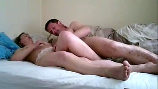 Mature amateur whore fucked at her home