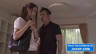 I fucked the new maid, asian japanese jav