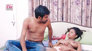 Indian girl fucks her therapist