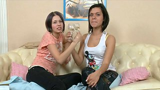 young lesbian teen dolls strapon anal