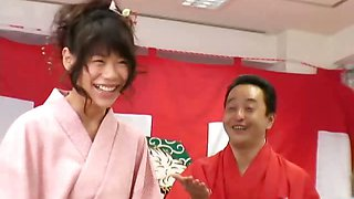 Witness the experience of the japanese massage school