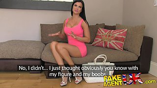 FakeAgentUK: Delicious body with amazing breasts cant turn down the money