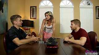 Cory Chase And Molly Jane - Family Hypnotized