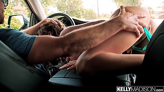 Alexis Fawx Can't Wait to Get Filled With Jizz