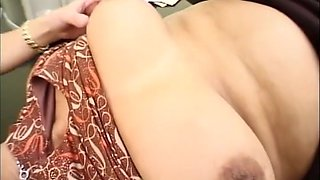 Fabulous pornstar China Dahl in hottest brunette, latina sex scene
