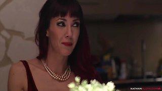 Italian Milf In 4some Gets Dp And Facial - Lara De Santis & Sofia Star