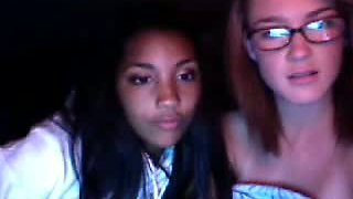 Two School Girl Teens Flashing And Masturbating