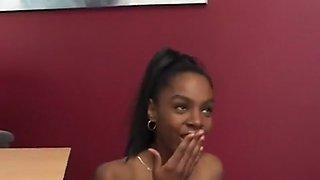 Black Teen Tricked Into Interracial Bang