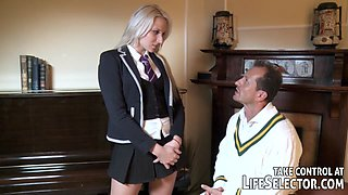 Naughty College: Sexy and Sporty - LifeSelector