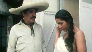Vintage movie nude mexican girl