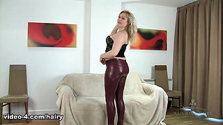 Daisy Woods in Hairy Fun Movie - ATKHairy