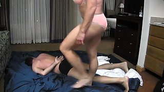Mixed wrestling 12