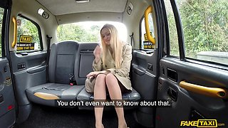 Horny Pascal White adores rough fuck with taxi driver in the car