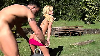 RealityKings - Mike in Brazil - Ball Play