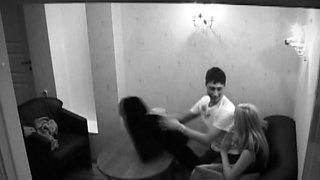 Sensational floosy explores the slut's world