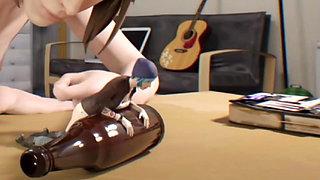 Max Caulfield spanking Tiny Chloe Price - Life is Strange