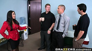 Brazzers - Big Tits at Work - Sauce the Boss