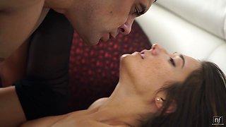 Erotic fucking in the morning with seductive babe Eva Lovia