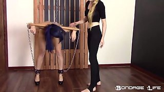 punished by her misstress