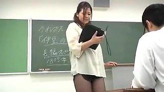 Yuki Sakurai - Sexy Japanese Teacher 3