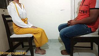 18yo schoolgirl Has Sex With Teacher to pass exam in Hindi
