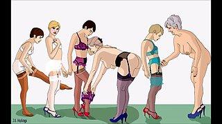 Jb hopkings, sissy boys v3 (animation)