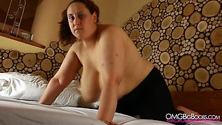 Biggest natural BBW tits compilation