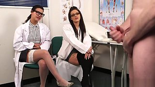Cfnm Fetish Doctor Babes
