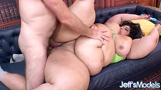 Hot Anal Scene With A Huge Babe