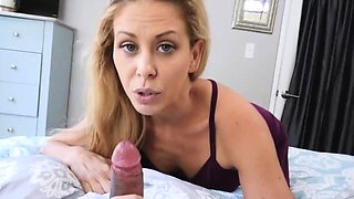 Mom milk Cherie Deville in Impregnated By My