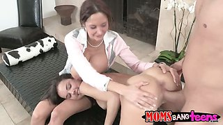 Dillion gets her tight little asshole licked by her school