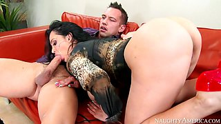 Amy Anderssen & Johnny Castle in Naughty Office